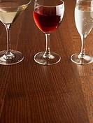 Three Alcoholic Drinks
