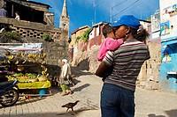 The high city, Antananarivo (Tananarive), Madagascar, Africa