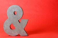 Single ampersand