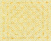 Abstract yellow pattern