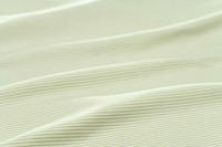 Close_up of a ribbed cotton sheet