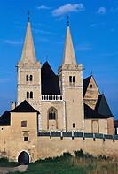 St Martin's Cathedral (1273) (Unesco World Heritage List, 2009), Spis Chapter House (Spisska Kapitula), Slovak Republic.