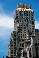 Trump Parc (1930), designed by Lawrence Emmons, Manhattan, New York, New York, United States.