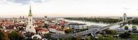 Cityscape of Bratislava, Slovakia