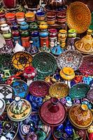 Marrakech market details