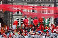 Bremen : Bremer Sambakarneval auf dem Marktplatz