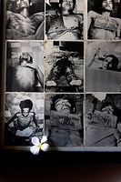 Cambodia, Phnom Penh, Phnom Penh. The S-21 Prison Museum or Tuol Sleng Museum of Genocide in Phnom Penh.
