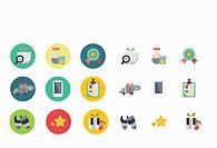 various icon set