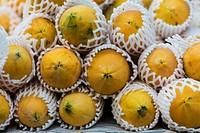 Ripe papayas (Laos)