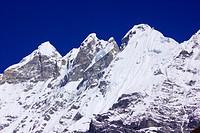 Kimshung, Nepal, Langtang Himal