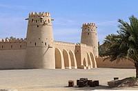 Al Jahli Fort, Abu Dhabi.