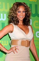 Tyra Banks at arrivals for Part 2 - The CW Network Television Upfronts, Lincoln Center, New York, NY, May 13, 2008. Photo by: Kristin Callahan/Everett...
