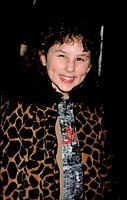 Hallie Kate Eisenberg at premiere of THE ROOKIE, NY 3/26/2002, by CJ Contino