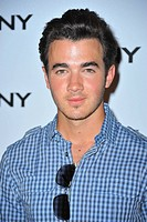 Kevin Jonas at arrivals for DKNY Sunglass Soiree at The Beach, Dream Downtown, New York, NY July 26, 2011. Photo By: Gregorio T. Binuya/Everett Collec...
