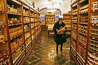 Grocery Store Gastronom No. 1 Opens At State Department Store In Red Square