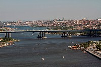 View of the Golden Horn from Pierre Loti Hill