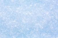 Snow background closeup
