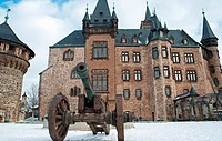 Wernigerode, Castle, Germany
