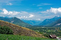 Switzerland, Valais