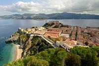 Europe, Italy, Tuscany, Island Elba, Portoferraio,