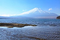 View of Mount Fuji