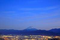 View of Mount Fuji, Yamanashi Prefecture, Japan
