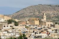 View of Fes medina, Morocco.