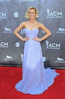 49th Annual Academy of Country Music Awards at MGM Grand Resort and Casino Las Vegas Featuring: Kellie Pickler Where: Los Angeles, California, United ...