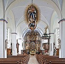 St. Pankratuis Church, Moehnesee, Germany