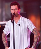 Maroon 5 perform on the 'Today' show as part of their Toyota Concert Series Featuring: Adam Levine,Maroon 5 Where: New YorK City, New York, United Sta...