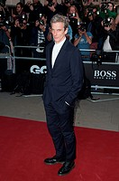 GQ Men of the Year Awards held at the Royal Opera House - Arrivals Featuring: Peter Capaldi Where: London, United Kingdom When: 02 Sep 2014 Credit: Da...