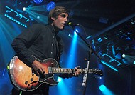 iTunes Festival 2014 held at the Roundhouse - Charlie Simpson Featuring: Charlie Simpson Where: London, United Kingdom When: 04 Sep 2014 Credit: Brigi...