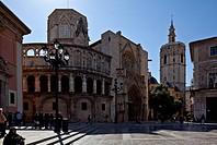 Valencia, Plaza de la Virgen
