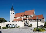 Stift Ardagger, monastery, Ardagger, Mostviertel, Lower Austria, Austria