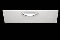 furniture accessories close up of modern drawer handle