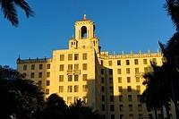 Hotel Nacional in Havana, Cuba.