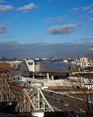 The Musée des Confluences is a science centre and anthropology museum which opened on 20 December 2014 in the 2nd arrondissement