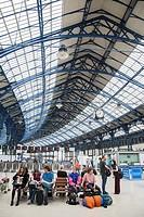 Brighton Railway Station, UK.