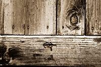 Old Wood Background. Old wooden planks.