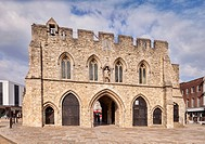 Bargate, Southampton, Hampshire, England, United Kingdom