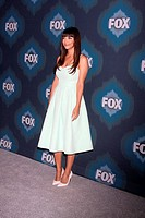 2015 FOX Winter Television Critics Association All-Star Party at the Langham Huntington Hotel - Arrivals Featuring: Hannah Simone Where: Los Angeles, ...