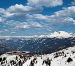 Whistler - The Roundhouse Lodge and Peak 2 Peak Gondola station