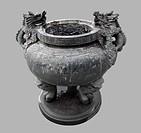 ashtray at Fengdu County
