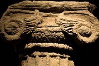 Roman Ionic Capital