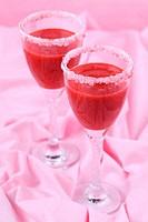 Strawberry drink