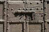 Nice old door Gubbio