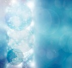 Abstract bokeh sparkling background
