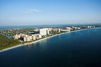 Florida beach.