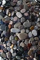 Wet Stones Background