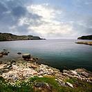 Atlantic coast in Newfoundland